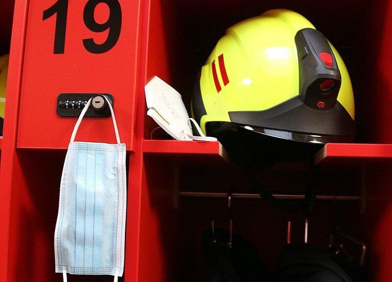 Schutzengel für die Feuerwehr
