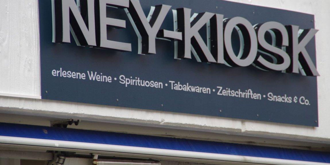 Ney-Kiosk
