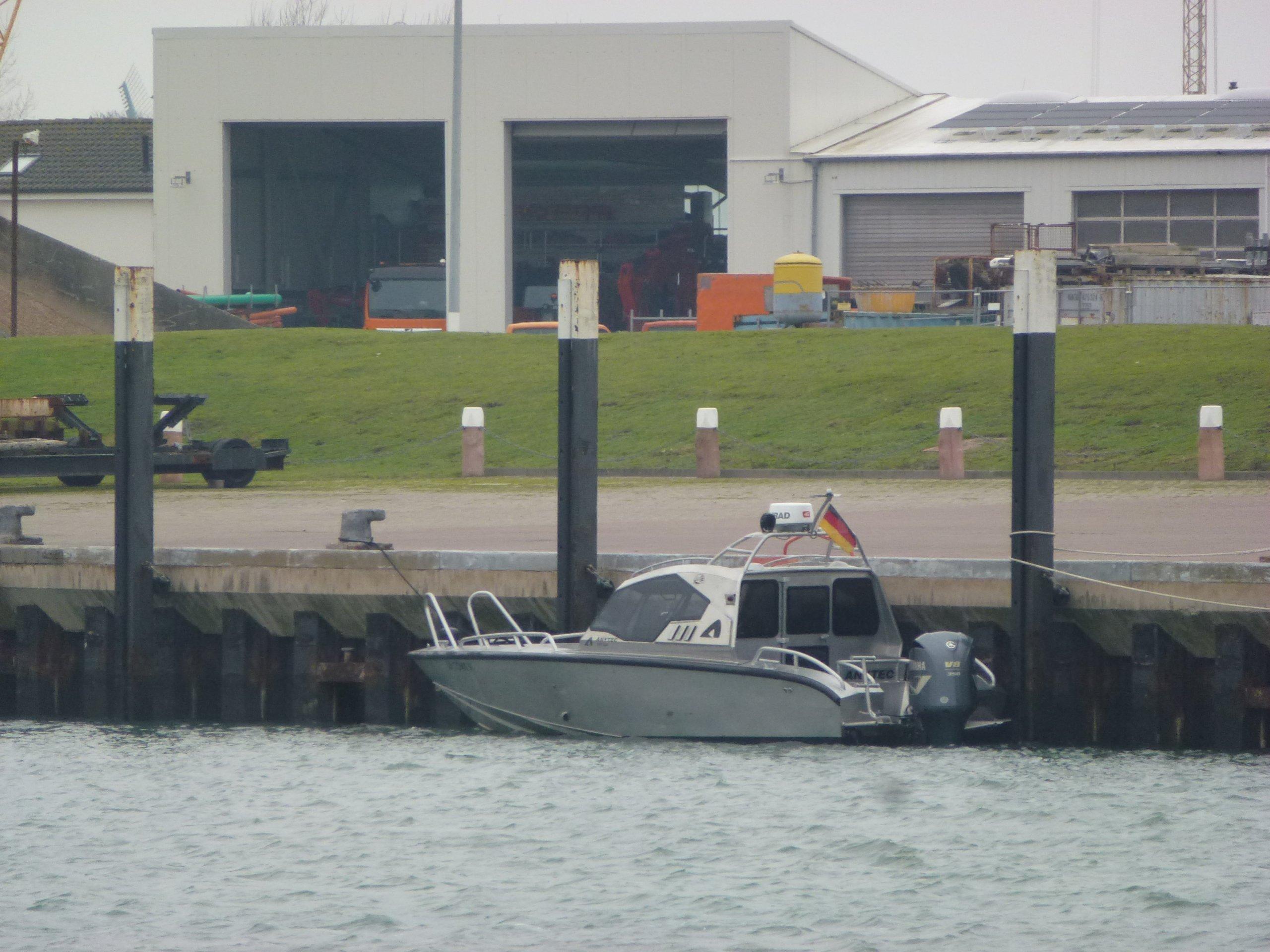Töwerland im Norderneyer Hafen