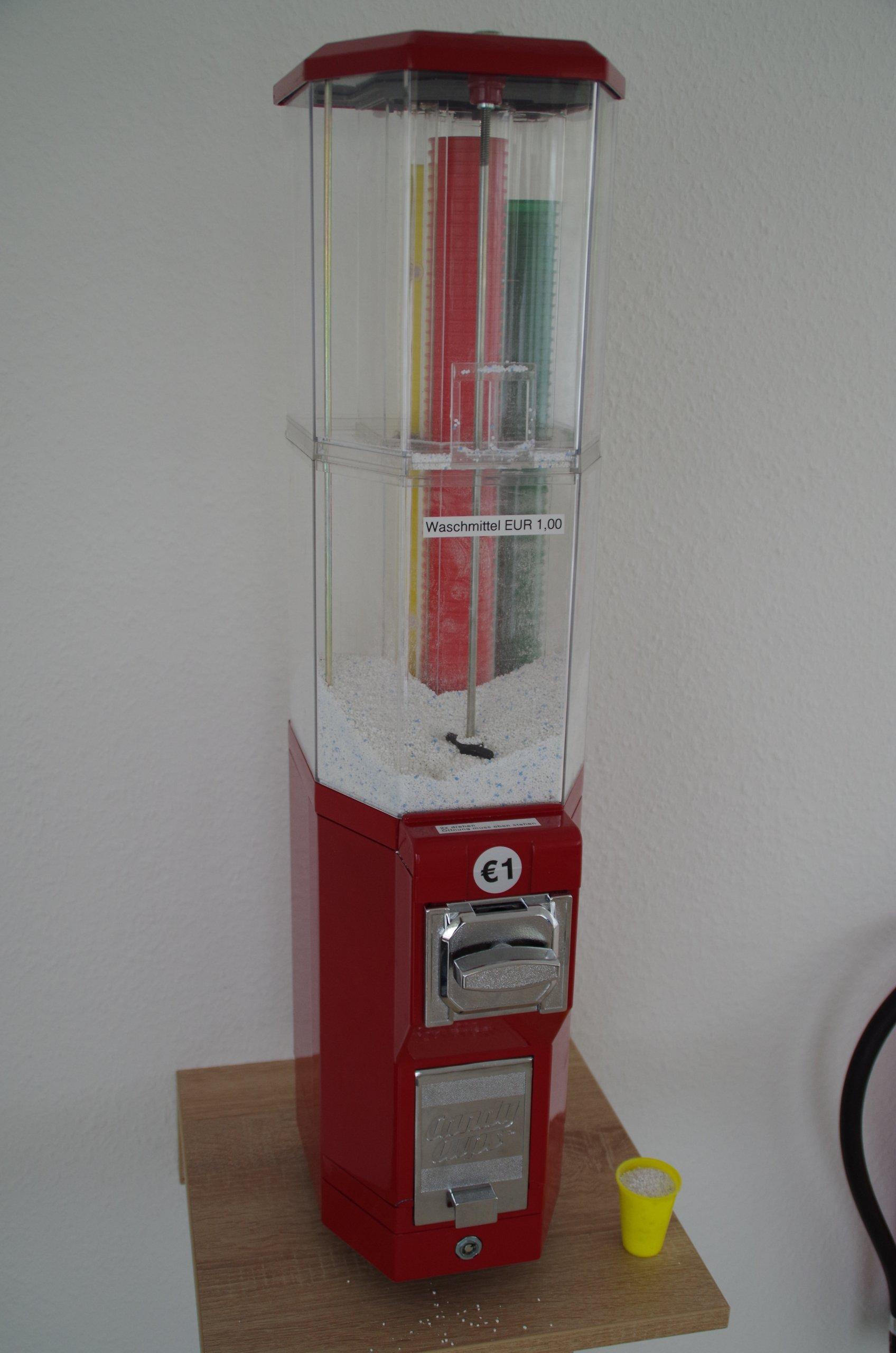 Goode Wash Pulverautomat