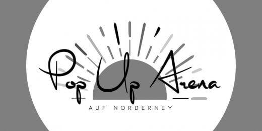 pop up arena logo