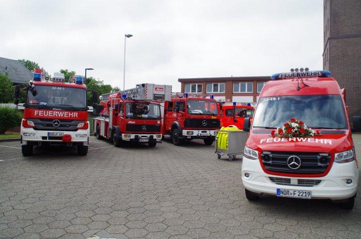 MFZ Feuerwehr