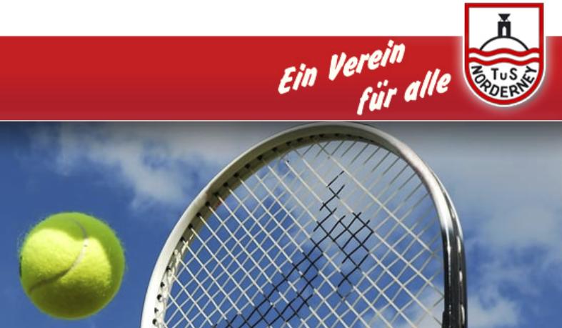 TuS Norderney Tennis
