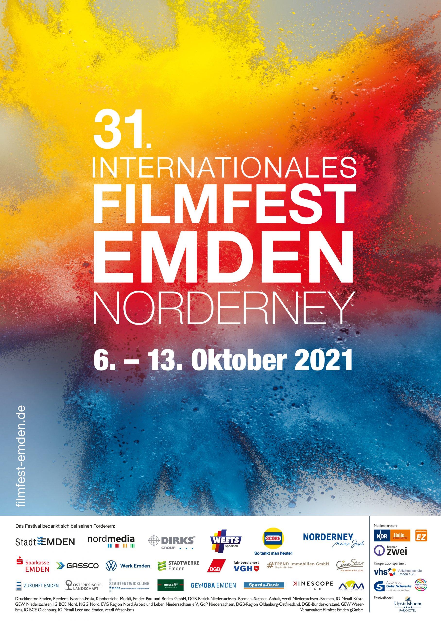 Filmfest Plakat